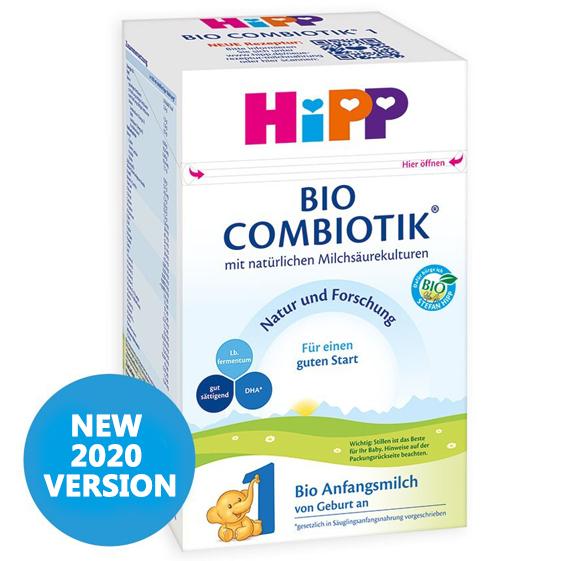 HiPP Bio Combiotik Stage 1 German Formula