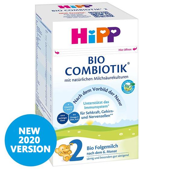 HiPP Bio Combiotik Stage 2 German Formula