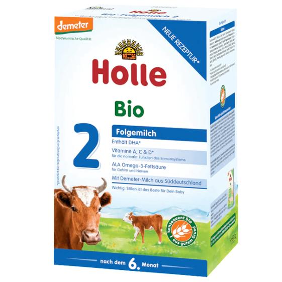 holle 2 cow milk