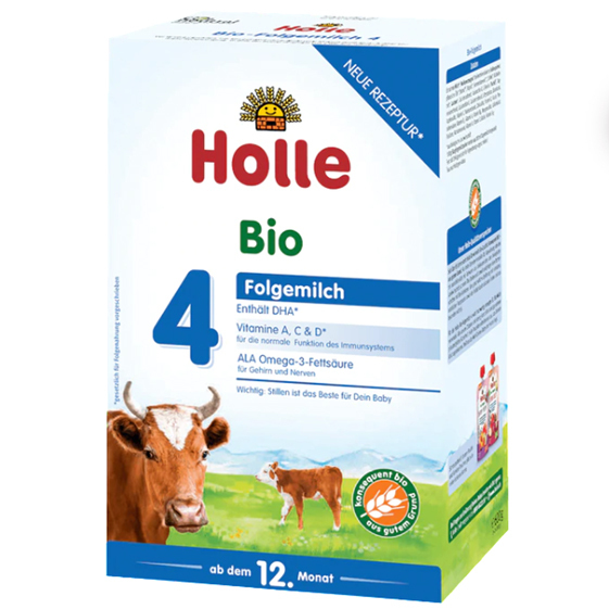 holle 4 cow milk
