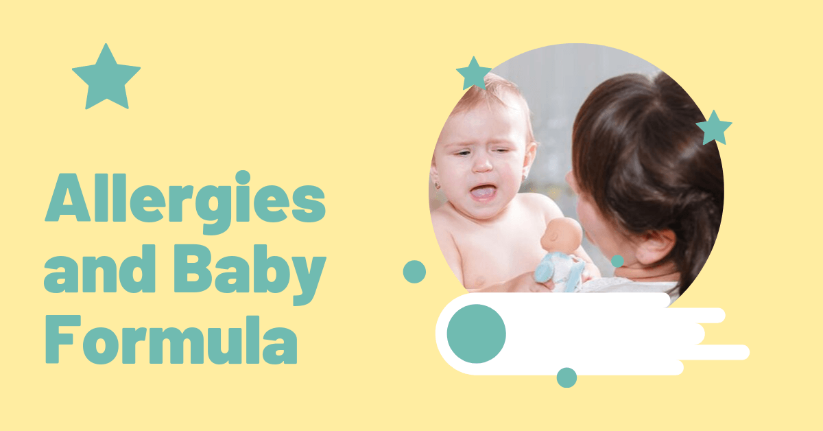 Allergies and Baby Formula: