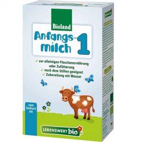 Lebenswert Bio Organic Baby Formula Stage 1