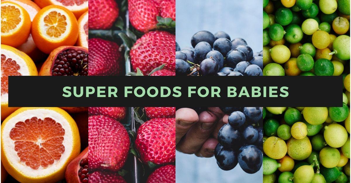 Super foods for Babies