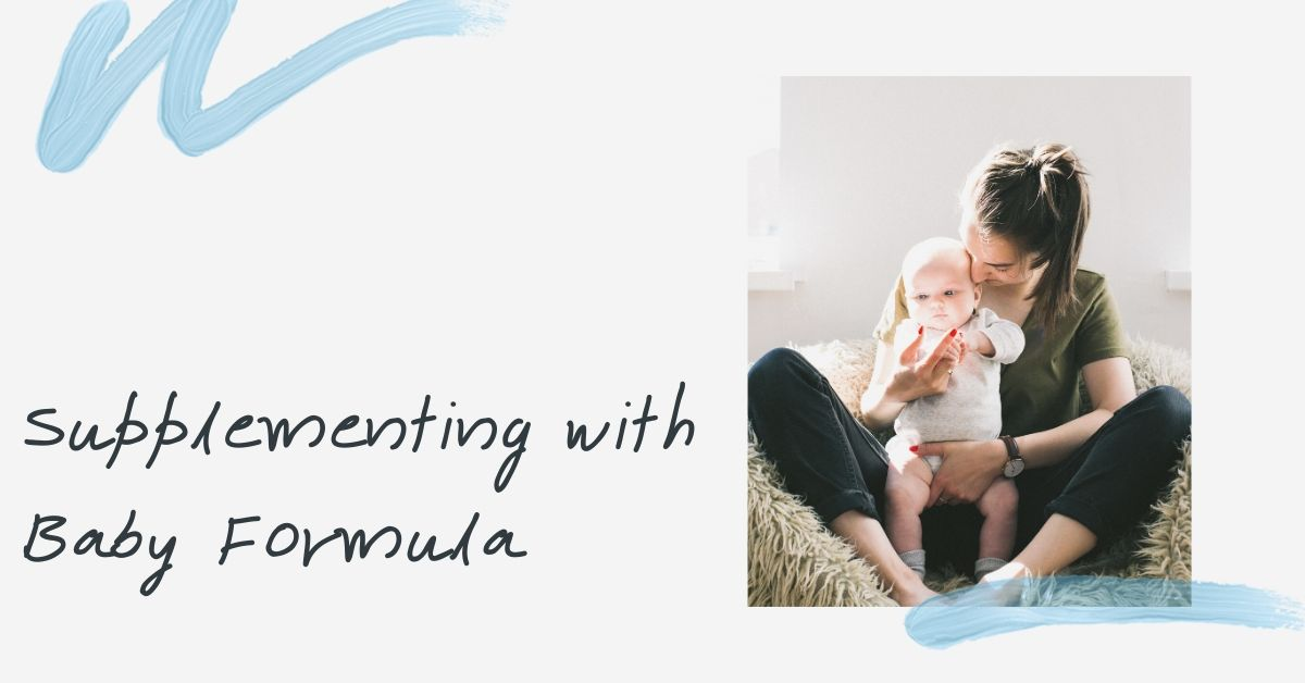 Supplementing with Baby Formula
