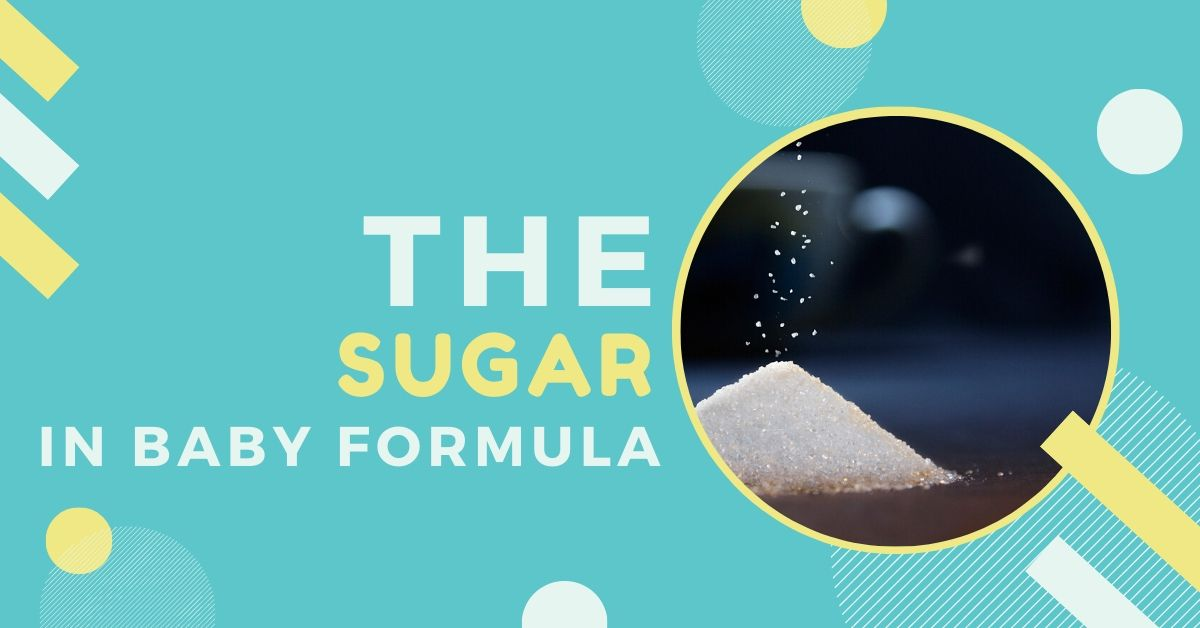"The ""Sugar"" in Baby Formula"