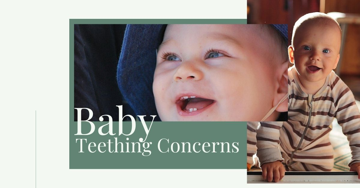 Baby Teething Concerns