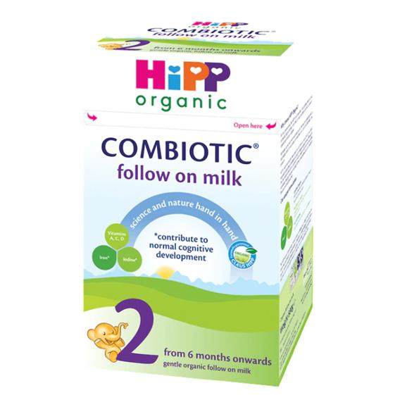HiPP UK Stage 2 Formula