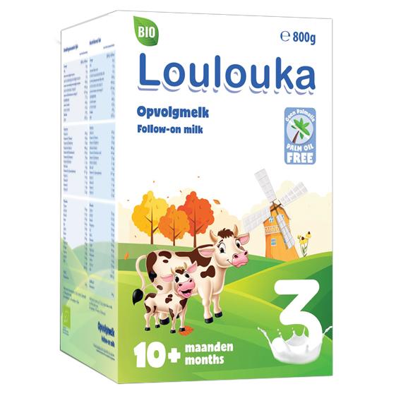 Loulouka stage 3 Formula