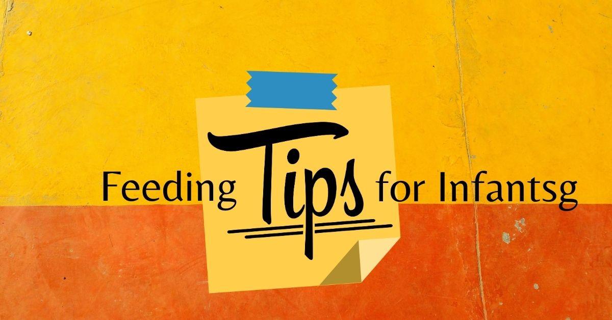 Feeding Tips for Infants