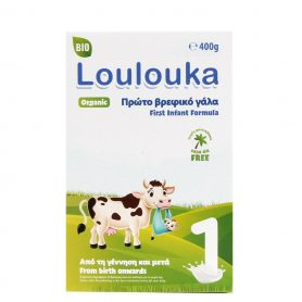 Loulouka™ 1 First Infant Formula (400g)
