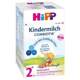 hipp 2+ years kindermilch formula